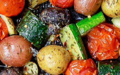 SIDE: Roasted Veggies – Qty 2